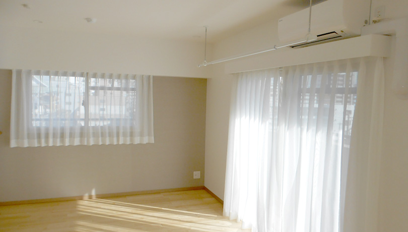 大阪市北区のマンションリノベーション事例写真