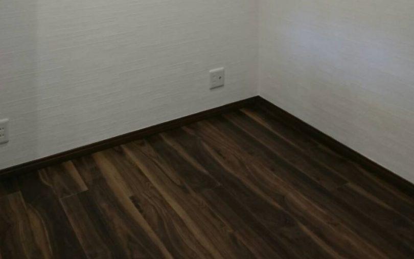 床も壁も高級仕様のマンションにリノベーション
